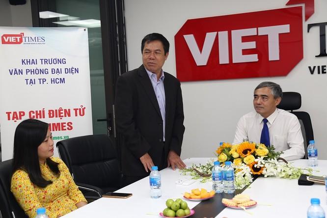 VietTimes chính thức khai trương Văn phòng đại diện tại Tp. HCM ảnh 2