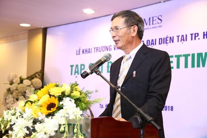 VietTimes chính thức khai trương Văn phòng đại diện tại Tp. HCM ảnh 7