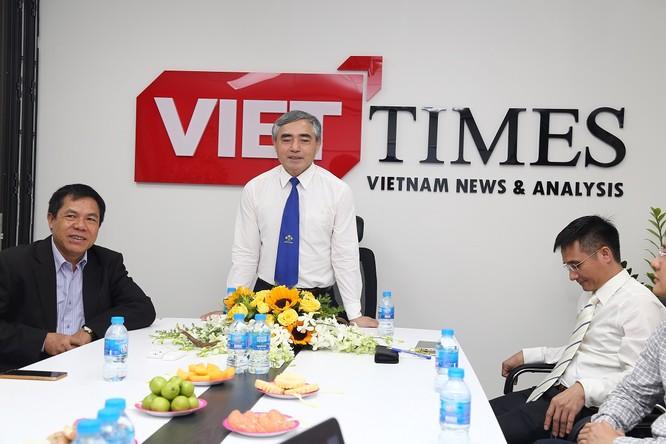 VietTimes chính thức khai trương Văn phòng đại diện tại Tp. HCM ảnh 3