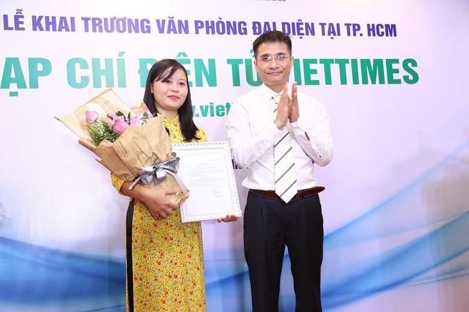 VietTimes chính thức khai trương Văn phòng đại diện tại Tp. HCM ảnh 4