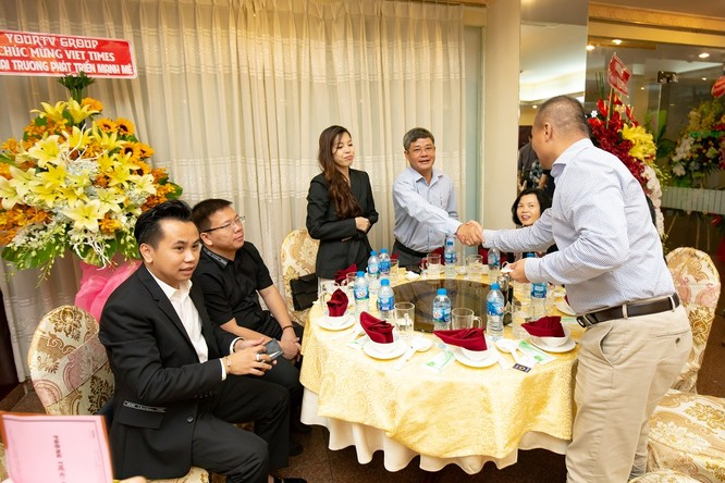 VietTimes chính thức khai trương Văn phòng đại diện tại Tp. HCM ảnh 15