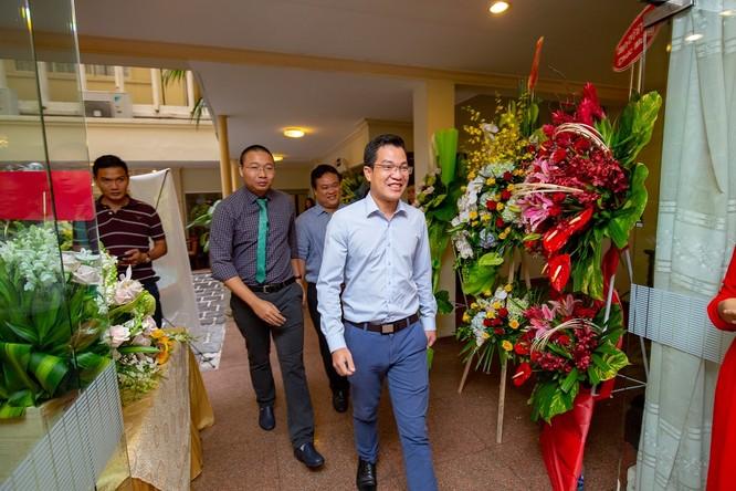 VietTimes chính thức khai trương Văn phòng đại diện tại Tp. HCM ảnh 18