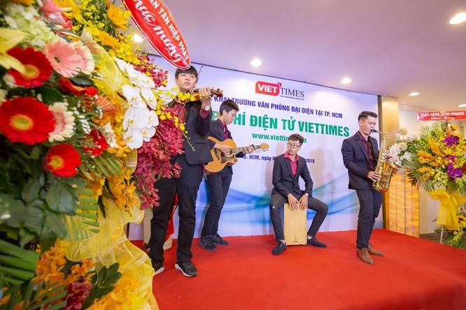 VietTimes chính thức khai trương Văn phòng đại diện tại Tp. HCM ảnh 12