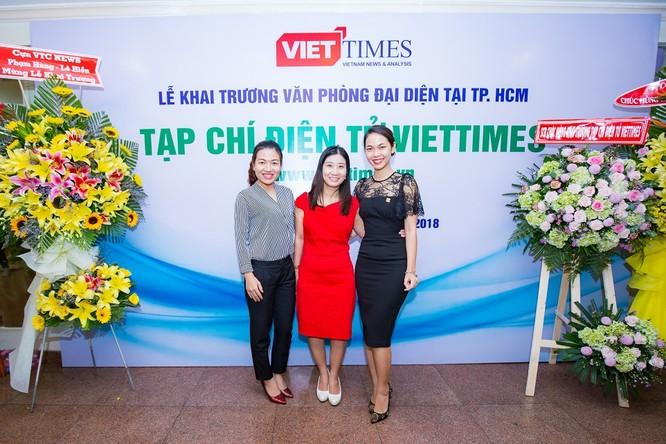 VietTimes chính thức khai trương Văn phòng đại diện tại Tp. HCM ảnh 23
