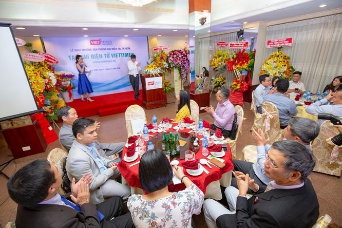 VietTimes chính thức khai trương Văn phòng đại diện tại Tp. HCM ảnh 19