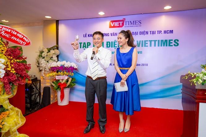VietTimes chính thức khai trương Văn phòng đại diện tại Tp. HCM ảnh 25