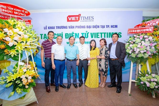 VietTimes chính thức khai trương Văn phòng đại diện tại Tp. HCM ảnh 24