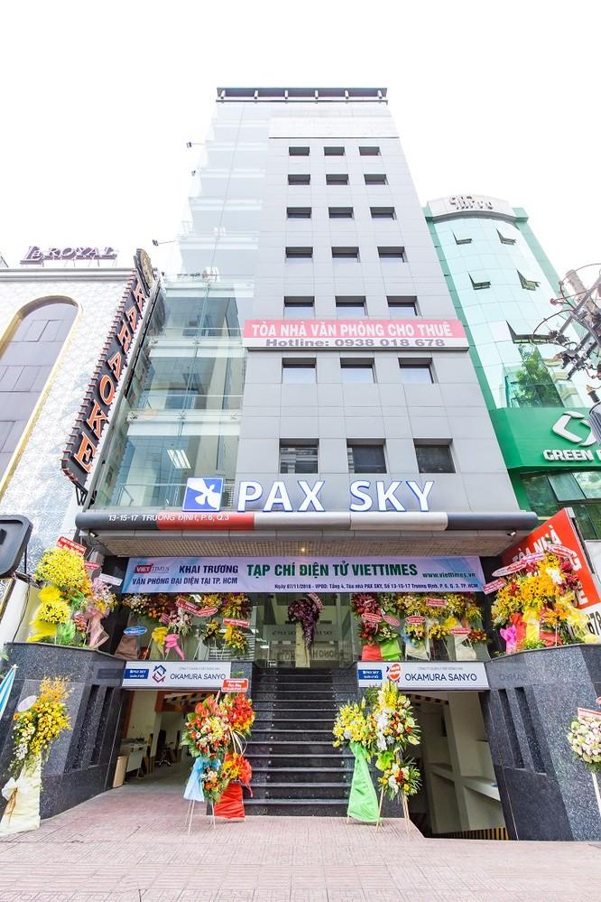 VietTimes chính thức khai trương Văn phòng đại diện tại Tp. HCM ảnh 26