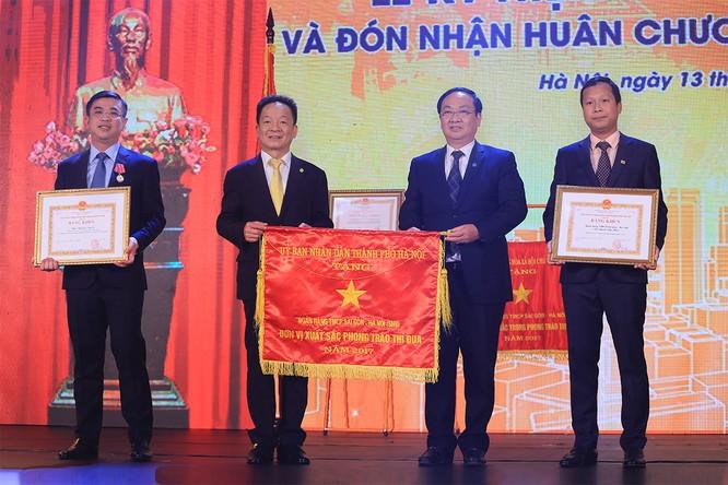 Kỷ niệm 25 năm thành lập, SHB đặt mục tiêu đứng Top 3 Ngân hàng cổ phần tư nhân lớn nhất Việt Nam ảnh 1