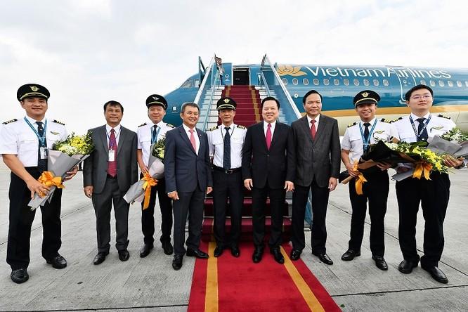 Ngắm máy bay A321neo - lớn nhất gia đình A320, có cả hệ thống giải trí không dây - mà Vietnam Airlines vừa nhập về ảnh 7