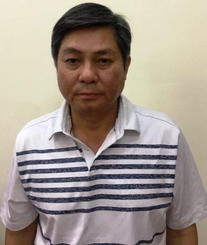 Nguyên Phó Chủ tịch Tp. HCM Nguyễn Hữu Tín cùng hai thuộc cấp đã bị bắt tạm giam ảnh 2