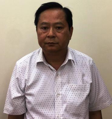 Nguyên Phó Chủ tịch Tp. HCM Nguyễn Hữu Tín cùng hai thuộc cấp đã bị bắt tạm giam ảnh 1