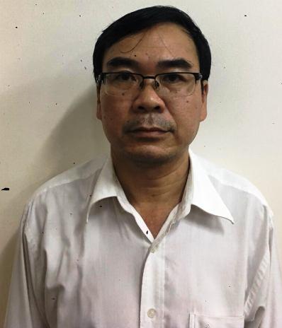 Nguyên Phó Chủ tịch Tp. HCM Nguyễn Hữu Tín cùng hai thuộc cấp đã bị bắt tạm giam ảnh 3