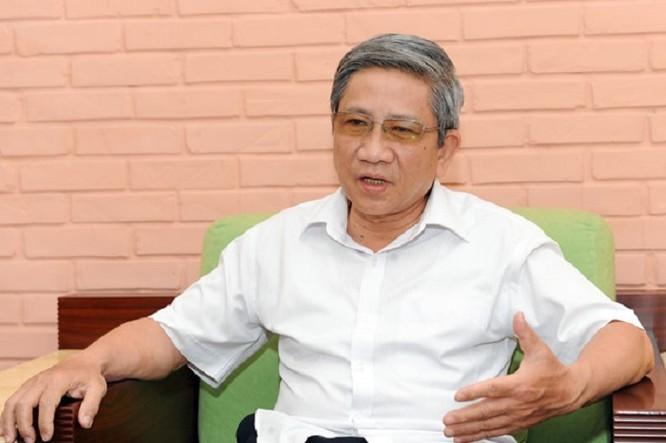 De xuat tieng Anh la ngon ngu thu hai, GS Nguyen Minh Thuyet: 'Viec nay truoc sau cung phai thuc hien' hinh anh 1