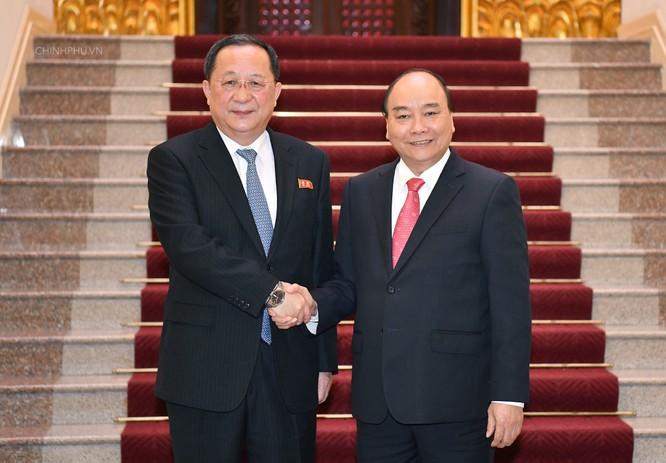 Thủ tướng tiếp Bộ trưởng Ngoại giao Triều Tiên ảnh 2