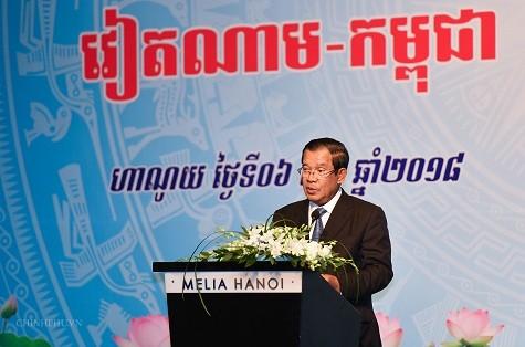 Thủ tướng Campuchia Hun Sen: Chính phủ và Thủ tướng Việt Nam đã điều hành nền kinh tế chuyên nghiệp ảnh 1