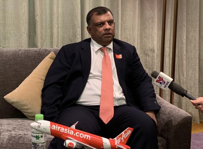 CEO AirAsia: Hy vọng tháng 7 hay tháng 8 năm sau, AirAsia Vietnam có thể cất cánh ảnh 2