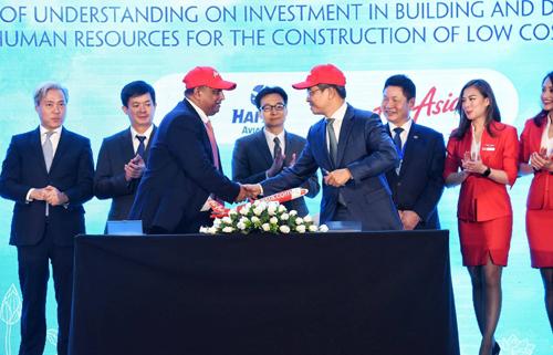 CEO AirAsia: Hy vọng tháng 7 hay tháng 8 năm sau, AirAsia Vietnam có thể cất cánh ảnh 1