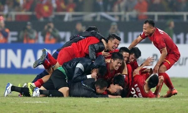 Tự hào Bóng đá Việt Nam ảnh 1