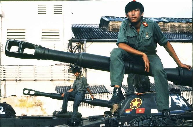 Thượng tướng Nguyễn Chí Vịnh: Chúng ta phải bước vào chiến tranh vì sự sinh tồn của nhân dân mình ảnh 2