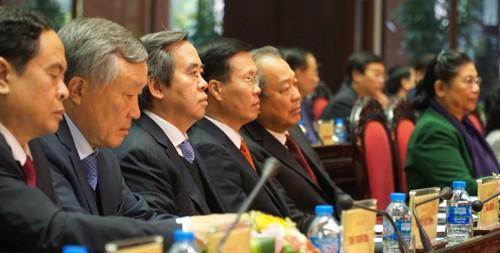 Các đại biểu tham dự hội nghị. Ảnh: HT