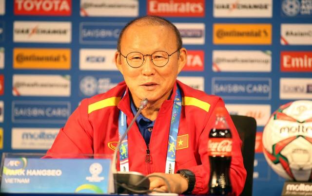 Jordan thua tâm phục, thầy Park chứng minh ĐT Việt Nam không chỉ biết đá thủ ảnh 1