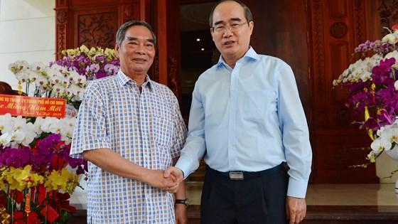 Đại tướng Lê Hồng Anh mong muốn TPHCM sớm giải quyết dứt điểm những vấn đề liên quan đến Thủ Thiêm ảnh 1