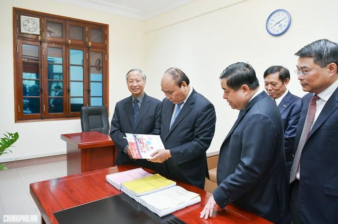 """5 bài toán lớn mà Thủ tướng đặt ra cho cơ quan """"tham mưu trưởng"""" về KT-XH ảnh 2"""