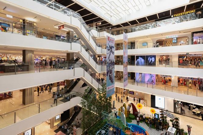 Không còn nhiều không gian cho tăng trưởng bán lẻ tại nội đô hai thành phố lớn (Ảnh: Bảo Zoãn)