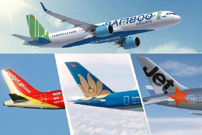 Bùng nổ cuộc đua hàng không: Sức nóng trên bầu trời và sức ép cho mặt đất... ảnh 1