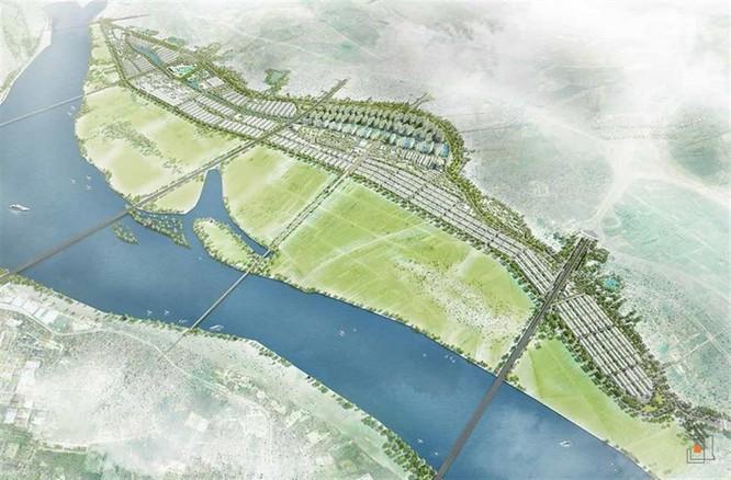 """Hà Nội """"xoay"""" phương án đầu tư cầu Vĩnh Tuy mới, Him Lam có """"tuột"""" quỹ đất 440 ha ở bãi ngoài đê tả sông Hồng? ảnh 3"""