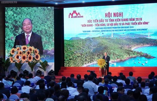 5 điểm ấn tượng của dòng vốn 193.000 tỷ đồng cam kết đổ về Kiên Giang ảnh 1
