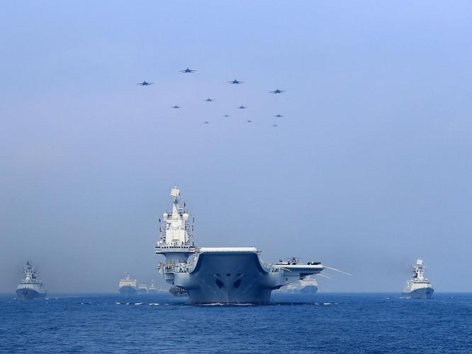 Trung Quốc lần đầu tiên xác định vai trò, vị trí của sáu quân chủng thuộc PLA ảnh 1