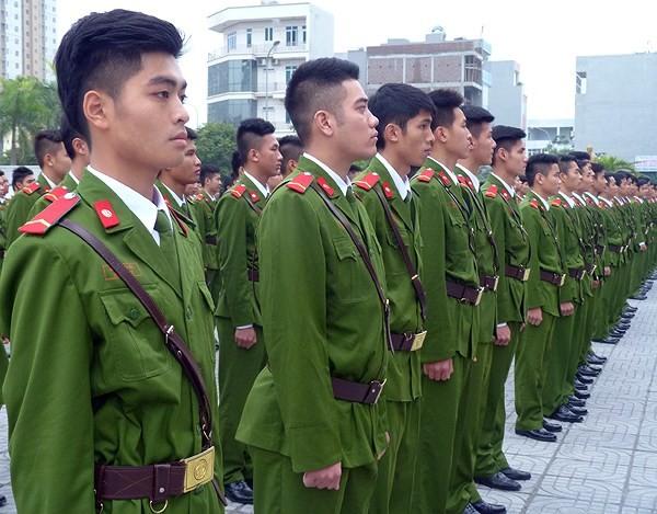 5 tiêu chuẩn cần có để được tuyển vào lính nghĩa vụ công an ảnh 1