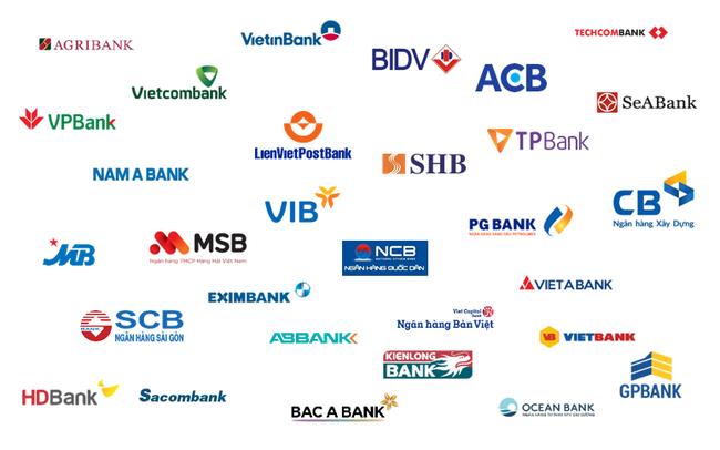 Bảng xếp hạng vốn điều lệ ngân hàng sắp có trật tự mới ảnh 1