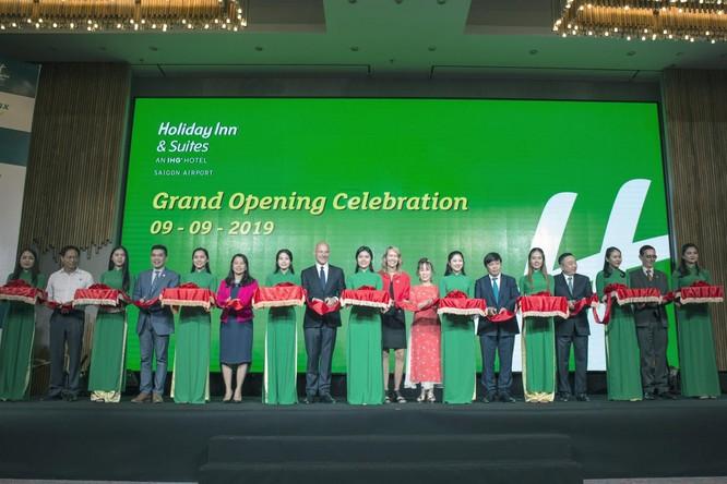Khách sạn Holiday Inn đầu tiên ở Việt Nam chính thức khai trương tại Tp. HCM ảnh 5