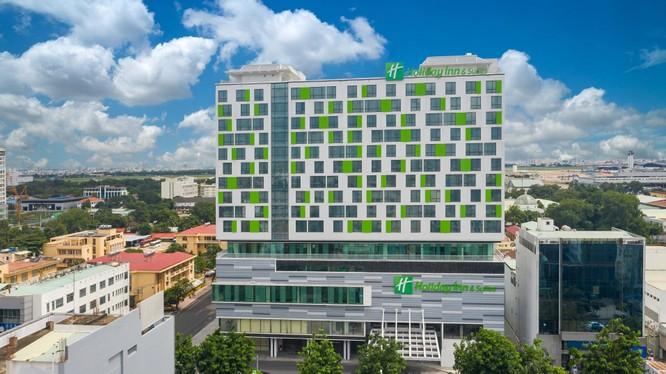 Khách sạn Holiday Inn đầu tiên ở Việt Nam chính thức khai trương tại Tp. HCM ảnh 1