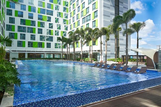 Khách sạn Holiday Inn đầu tiên ở Việt Nam chính thức khai trương tại Tp. HCM ảnh 3