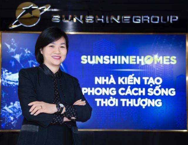 Kết thúc hành trình chóng vánh ở Bamboo Airways, bà Dương Thị Mai Hoa cập bến Sunshine Group ảnh 1