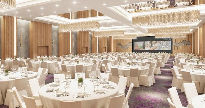 Khách sạn Holiday Inn đầu tiên ở Việt Nam chính thức khai trương tại Tp. HCM ảnh 2