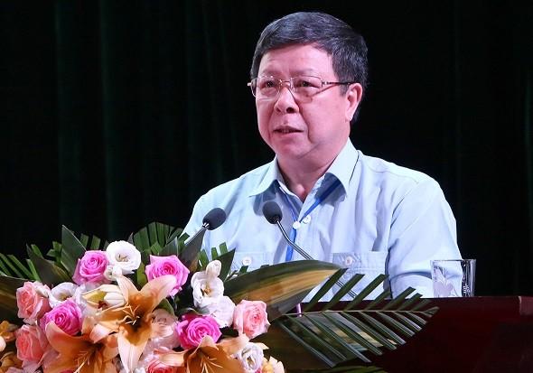 """Văn bản """"lạ"""" của Lào Cai khi xin xuất khẩu quặng sắt cho doanh nghiệp ảnh 1"""