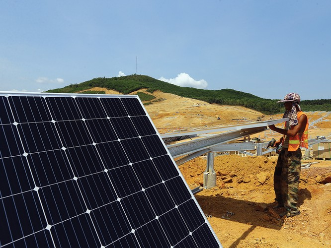 Chủ đầu tư dự án điện mặt trời đi đâu, về đâu? ảnh 1