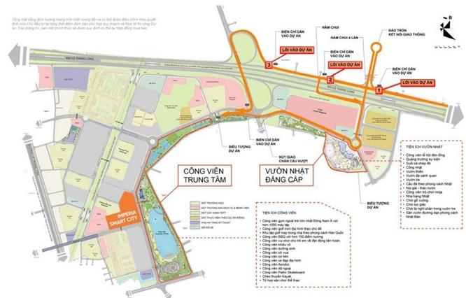 """""""Bóng"""" dự án Imperia Smart City sau 1.812 tỷ đồng trái phiếu lãi suất """"mềm""""của thành viên MIKGroup ảnh 2"""