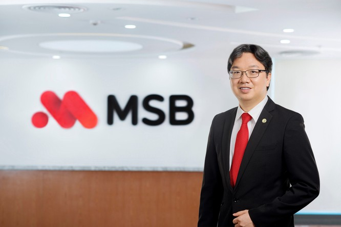 MSB: Ông Huỳnh Bửu Quang thăng chức Phó Chủ tịch, ông Nguyễn Hoàng Linh kế nhiệm Tổng Giám đốc ảnh 1