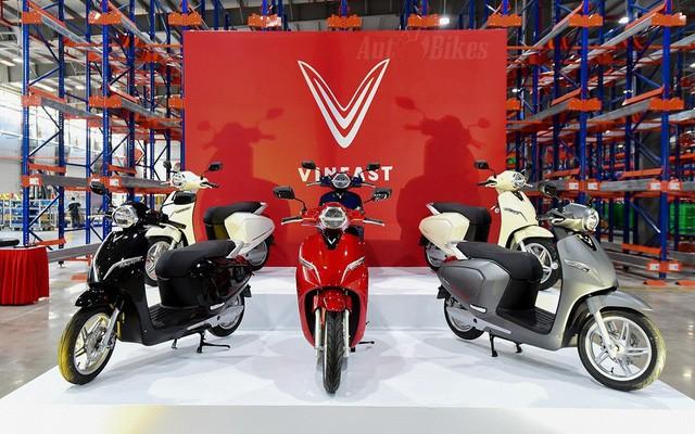 Vingroup chính thức công bố số xe Vinfast đã bán: 17.000 ô tô và 50.000 xe máy điện ảnh 2