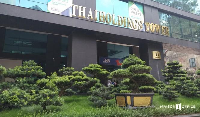 Thai Holdings Tower.