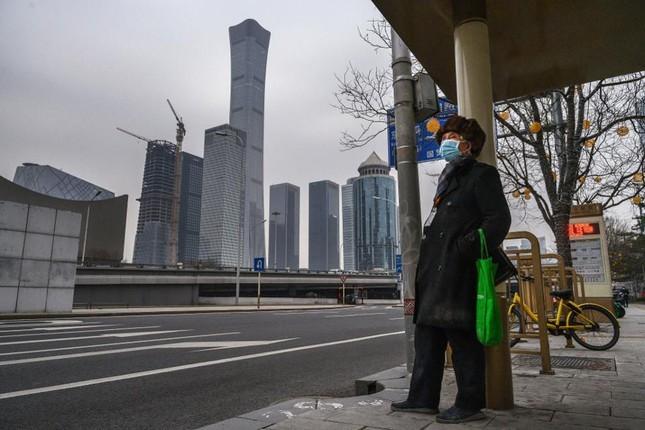 """""""Vành đai và con đường"""" của Trung Quốc tê liệt vì dịch Covid-19 ảnh 1"""