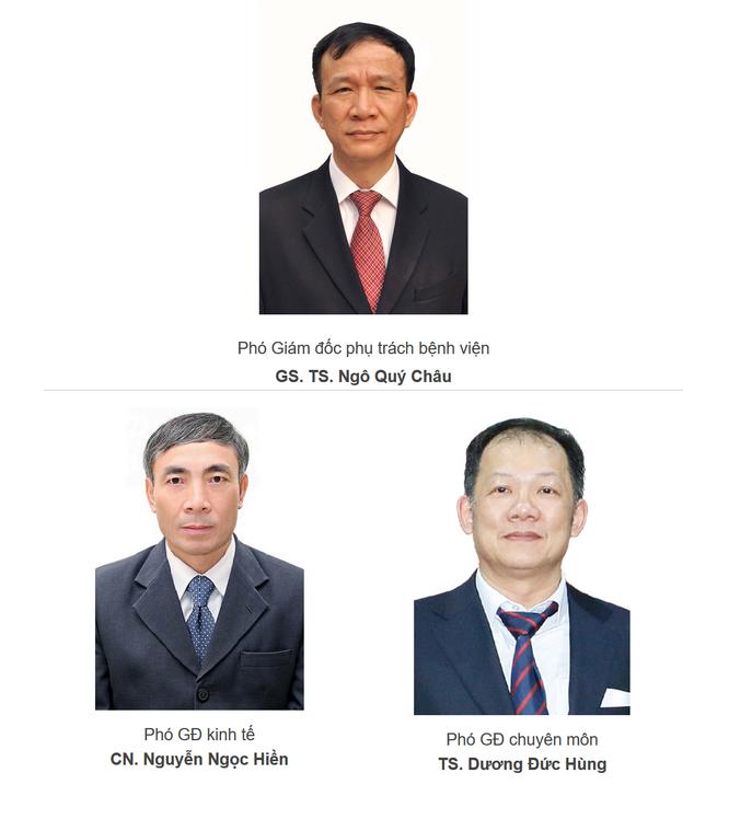 Ai sẽ trở thành Giám đốc Bệnh viện Bạch Mai? ảnh 2