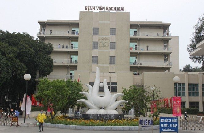 Ai sẽ trở thành Giám đốc Bệnh viện Bạch Mai? ảnh 1