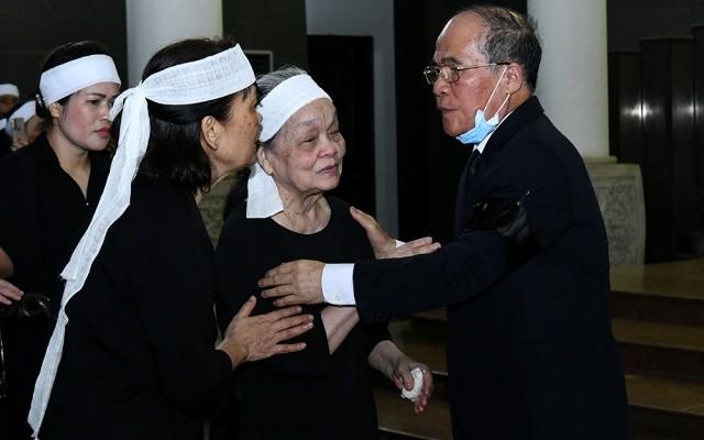 Cử hành trọng thể lễ tang đồng chí Nguyễn Đình Hương ảnh 8